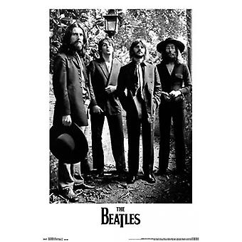 The Beatles - Lamp Poster Poster Print