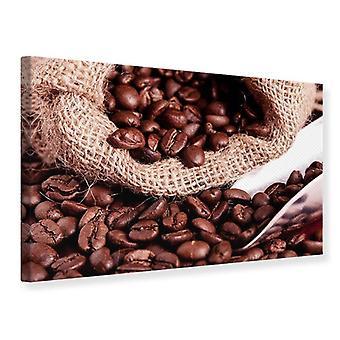 Lona impressão XXL grãos de café