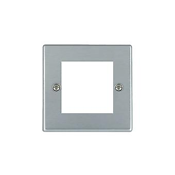 Hamilton Litestat Hartland Satin Chrome 2 Euro Apert 50X50+Grid