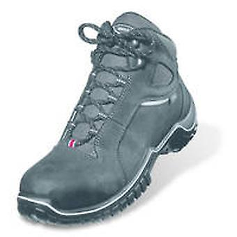 Uvex 6984/8 Size 8 Motion Light Lace-Up Safety Boots S2 Black