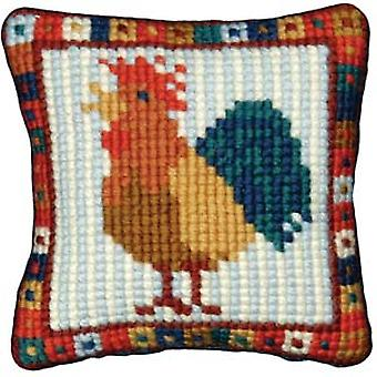Little Cockerel Needlepoint Kit