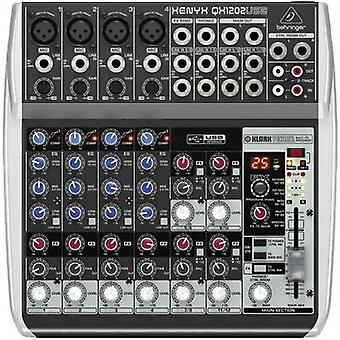 Mixing console Behringer XENYX QX1202USB No. of channels:12 USB