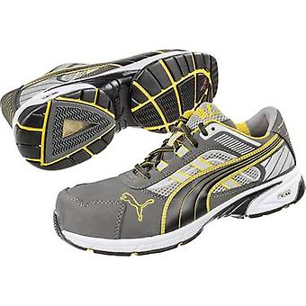 Safety shoes S1P Size: 44 Grey, Yellow PUMA Safety PACE LOW HRO SRA 642560 1 pair
