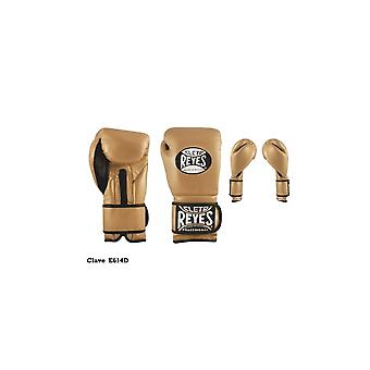 Cleto Reyes Sparring Gloves - Gold