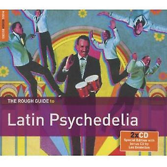 Rough Guide til Latin psykedelia - Rough Guide til Latin psykedelia [CD] USA import