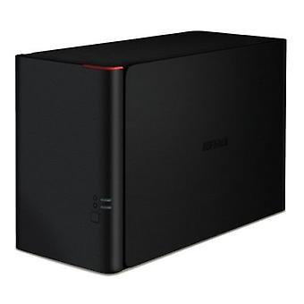 Buffalo 6TB TeraStation 1200 Business Class NAS Drive, (2 x 3TB), RAID 0/1, GB LAN, NovaBACKUP, Hot Swap
