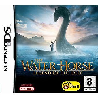 The Waterhorse Legend Of The Deep (Nintendo DS)