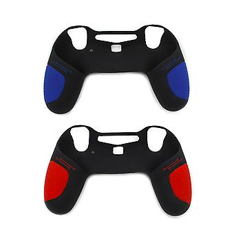 Oficial Sony PlayStation PS4 DualShock 4 Comfort Grip Twin Pack