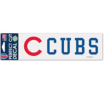 Wincraft decal 8x25cm - MLB Chicago Cubs