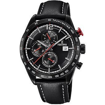 Festina mens watch chronograph sport F20344/3