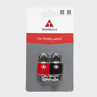 Technicals Set Of 2 Key Locks