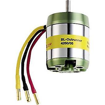 ROXXY BL Outrunner 4260/05 10-20 V Model aircraft brushless motor kV (RPM per volt): 710