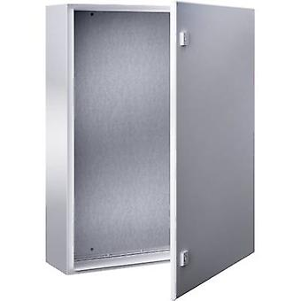 Switchboard cabinet 380 x 380 x 210 Steel plate Grey-white (RAL 7035)