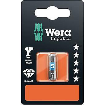 Hex bit 4 mm Wera 840/1 IMP DC Impaktor Bits SB SiS