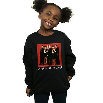 Friends Girls Group Photo Formal Sweatshirt