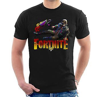 Fortnite Painter Skin Men's T-Shirt