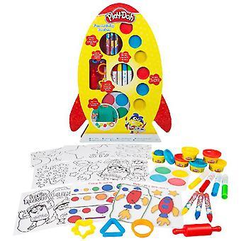 Play-Doh Raket Activity Set