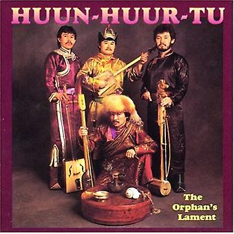 Huun-Huur-Tu - Orphan's Lament [CD] USA import