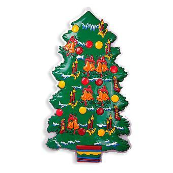 3D Christmas Tree Decoration 100cm