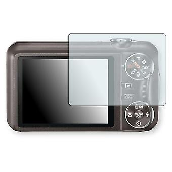 Fujifilm FinePix T205 display protector - Golebo crystal clear protection film