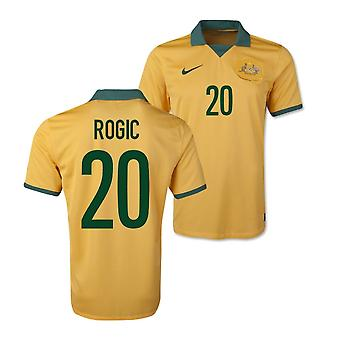 2014-15 Australien World Cup Home Shirt (Rogic 20)