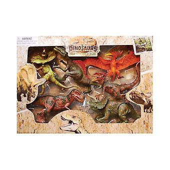 絶滅した世界恐竜プレイセット