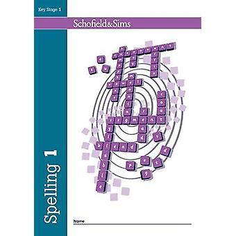Spelling - Book 1 by Carol Matchett - 9780721712123 Book