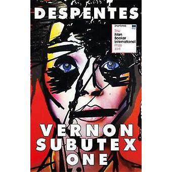 Vernon Subutex 1 - edição em inglês por Virginie Despentes - 97808570554