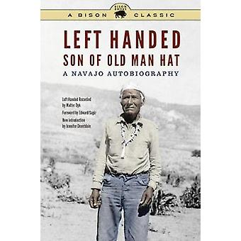 Left Handed - Son of Old Man Hat - Bison Classic Edition - A Navajo Au