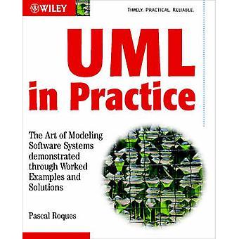 UML i praksis - kunsten at modellering softwaresystemer demonstrere