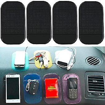 Boolavard 10 x Premium Cell Pads - Universal Cell Pads und Alkoholtupfer. Klebrige Antirutsch GEL-Pads