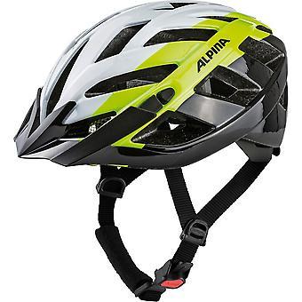 Alpina p Granny 2.0 bike helmet / / white/neon/black