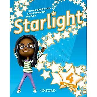 Luz das estrelas: Nível 4: pasta de trabalho: sucesso e brilhar