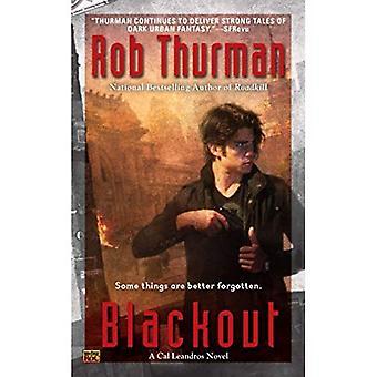 Blackout: A Cal Leandros Novel, Volume 6