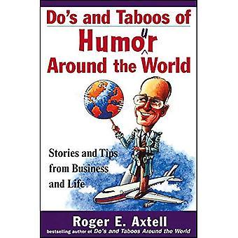 Göra och tabun humor runt om i världen