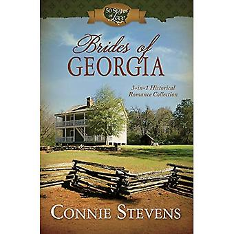 Brides of Georgia: 3-In-1 Historical Romance Collection (50 States of Love)