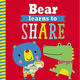 Playdate Pals Bear Learns to Share