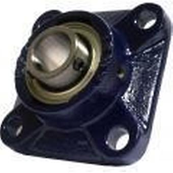 Rhp Mfc40 Self Lube Cast Iron Four Bolt Round Flange Bearing Unit Mfc