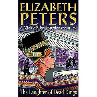 Het gelach van dode koningen (Vicky Bliss Mysteries 6)
