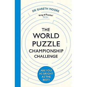The World Puzzle Championship Challenge: Are You as Bright as the Best?
