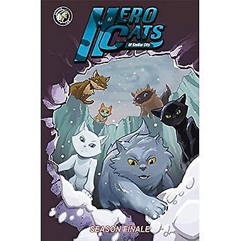 Hero Cats: Season Finale Volume 7