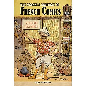 Det koloniala arvet av franska serier (samtida franska och franskspråkiga kulturer)