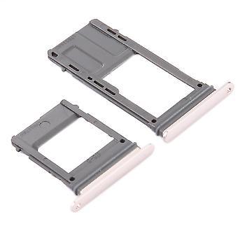 Einzelne Sim + SD-Card-Halter für Samsung Galaxy A5/A7 2017 2017 A520 A720-Pink