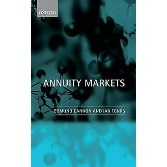 Annuity Markets by Cannon & Edmund