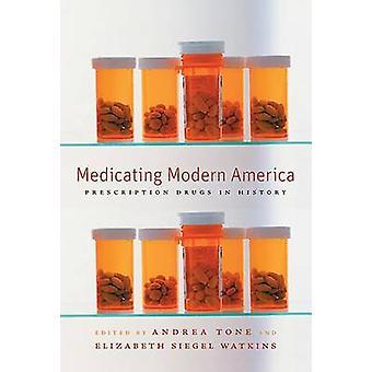 Medicinering moderne Amerika receptpligtig medicin i historie af Whitman & Walt