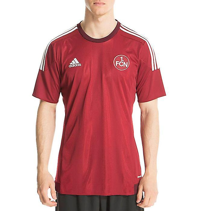 2015-2016 Nurnberg Adidas Home Football Shirt