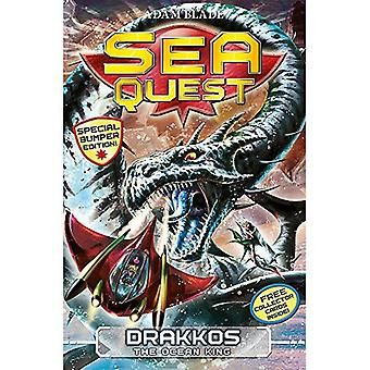 Zee Quest: Special 3: Drakkos de koning van de Oceaan