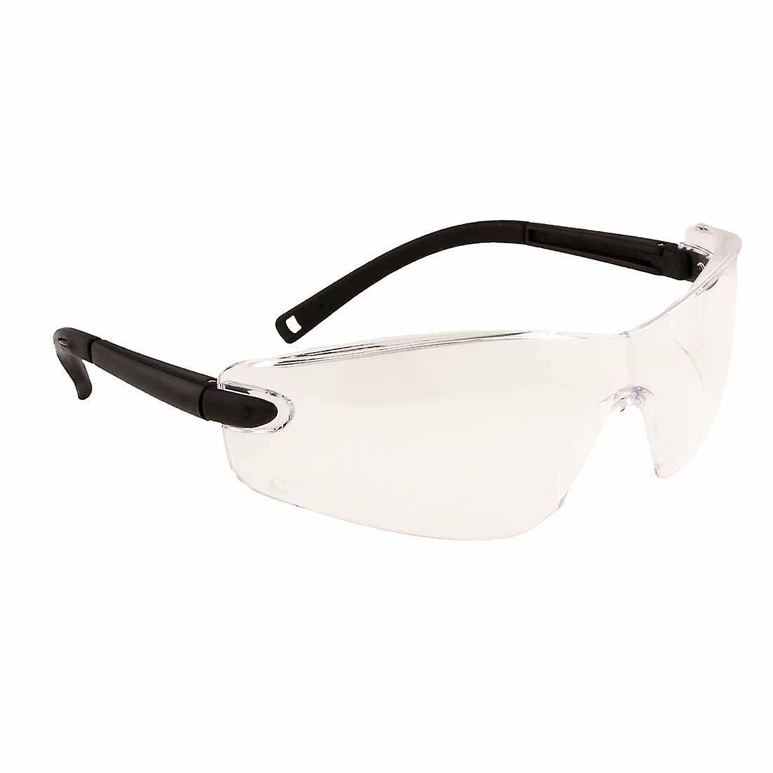 Portwest - Profile Safety Spectacle Clear Regular