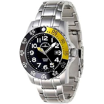 Zeno-watch mens watch airplane diver Airplanediver II, 6350Q-a1-9M
