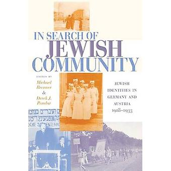 In Search of Jewish Community - Jewish Identities in Germany and Austr